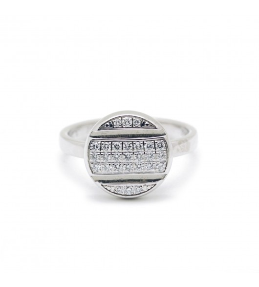 Bague Chaumet Or - diamants
