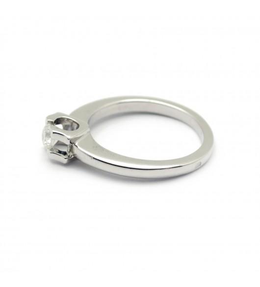 Solitaire - Diamant 0,20 carat