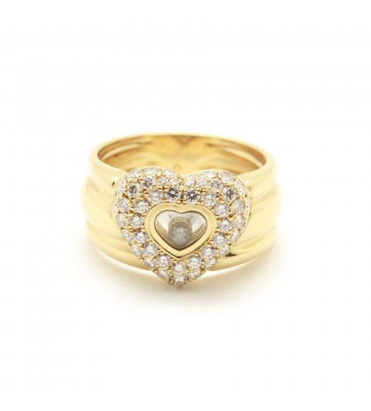 "Bague ""Happy Diamonds"" de CHOPARD"
