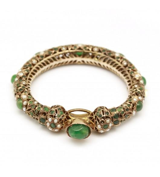 Bracelet Jonc Oriental