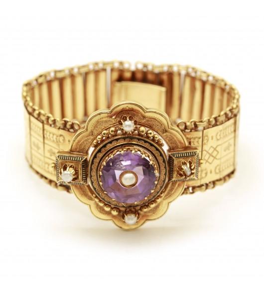 Bracelet Napoléon III