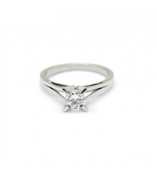 Solitaire de 0,50ct
