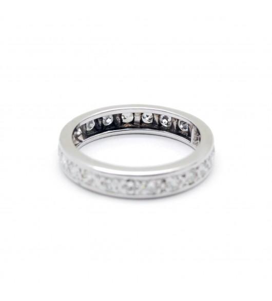 Alliance américaine - 1,32 carats de diamants