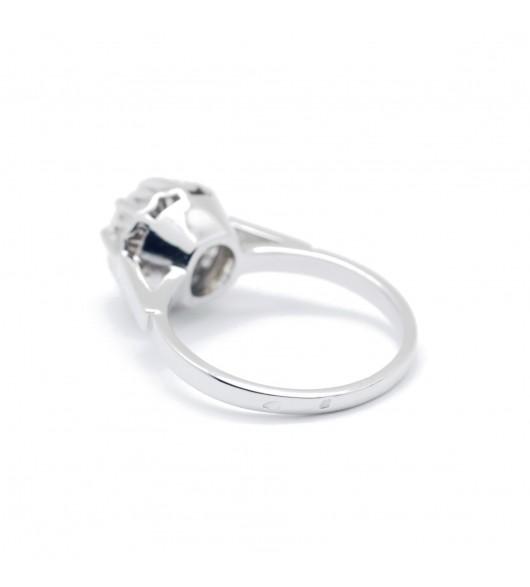 Solitaire - Diamant de 0,94 carat