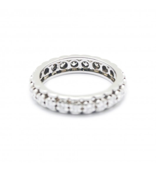 Alliance américaine - 0,88 carat de diamant