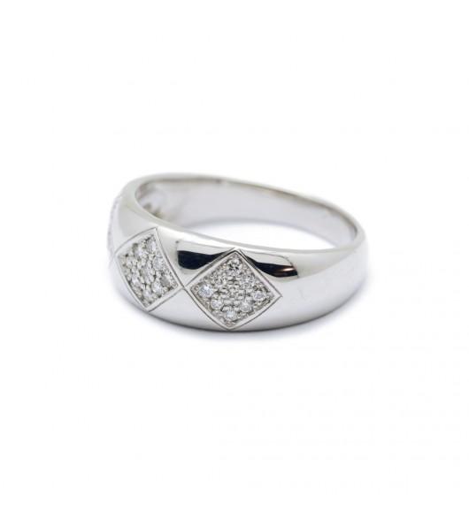 Bague Or - diamants