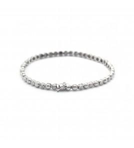 Bracelet - Or et diamants