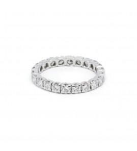 Alliance Américaine - 1,10 Carats De Diamants